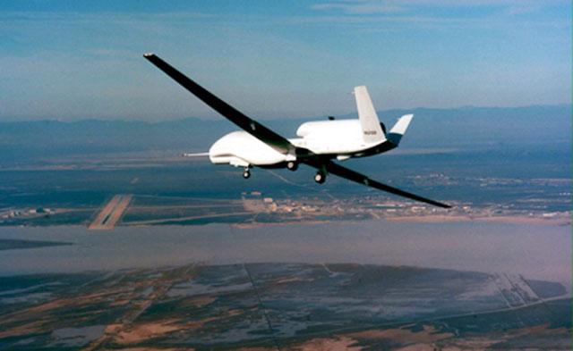 США планируют перебросить в Японию беспилотник для наблюдения за КНДР