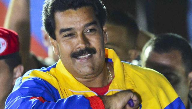 Ставленник Чавеса Николас Мадуро победил на выборах в Венесуэле