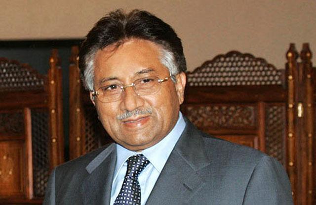 Экс-президент Пакистана Мушарраф помещен под домашний арест