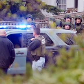 Новости 20.04.2013: Американская полиция задержала подозреваемого в организации теракта в Бостоне Джохара Царнаева
