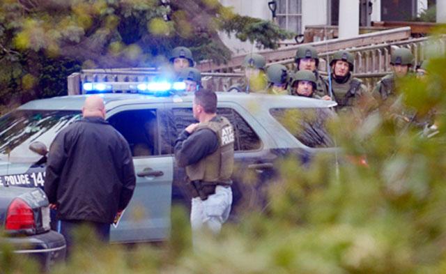 Американская полиция задержала подозреваемого в организации теракта в Бостоне Джохара Царнаева