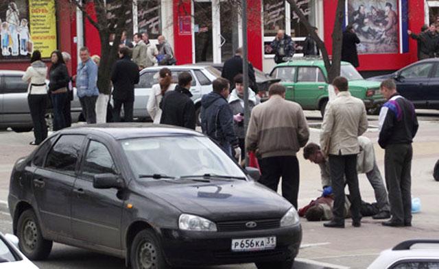 В Белгороде объявлен траур по жертвам стрельбы в центре города