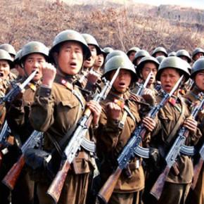 Новости 28.04.2013: На западе КНДР идет подготовка к военным учениям