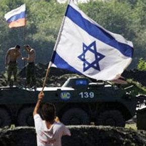 Российско-израильская война?
