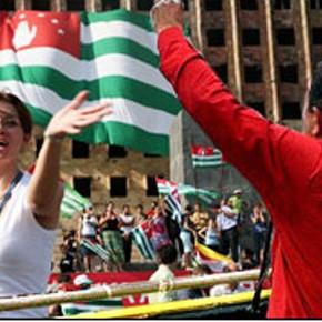 Венесуэльское признание: Чавес поможет России собрать империю