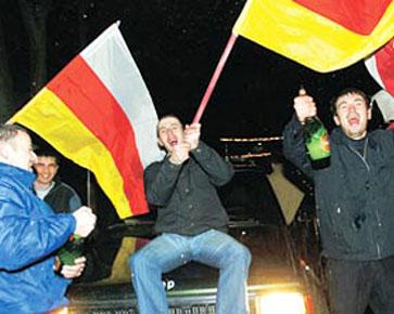 """Интервью с президентом Южной Осетии Эдуардом Кокойты: """"Нас обязательно признают"""""""