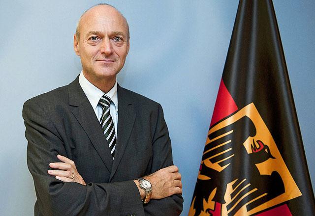 Глава германской разведки тайно посетил Дамаск