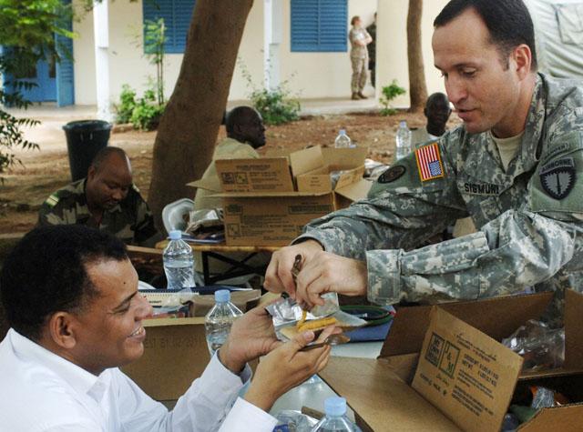 Армия США уже действует в Мали