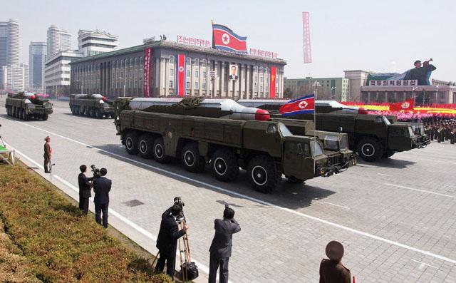 Ракеты КНДР угрожают безопасности США, признает Пентагон