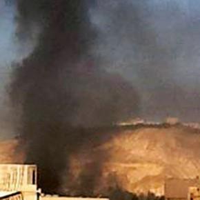 Новости 05.05.2013: Израиль нанес ракетный удар по исследовательскому центру в пригороде Дамаска