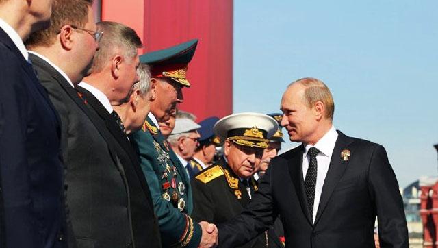 Россия сделает все для сохранения мира на планете, заявил Путин