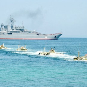 Новости 12.05.2013: Штаб Средиземноморского соединения будет создан летом 2013 года