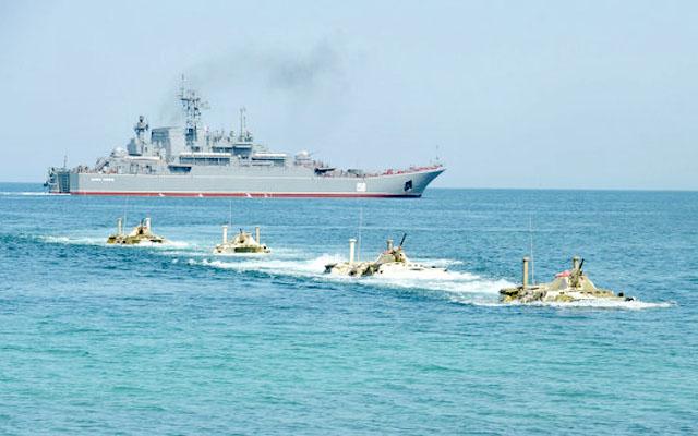 Штаб Средиземноморского соединения будет создан летом 2013 года