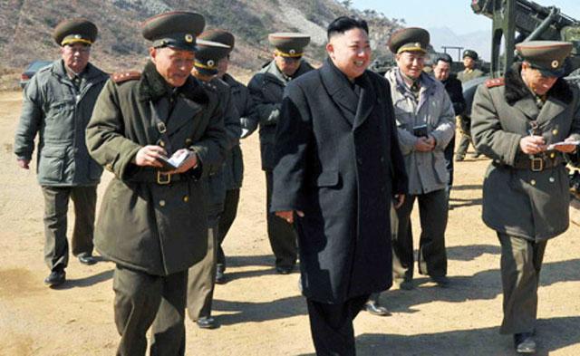 Ким Чен Ын сменил министра обороны КНДР