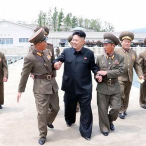 Новости 27.05.2013: Ким Чен Ын приказал спрятать северокорейские военные корабли