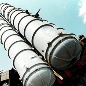 Новости 30.05.2013: В Сирию поступила первая партия ракетных комплексов С-300
