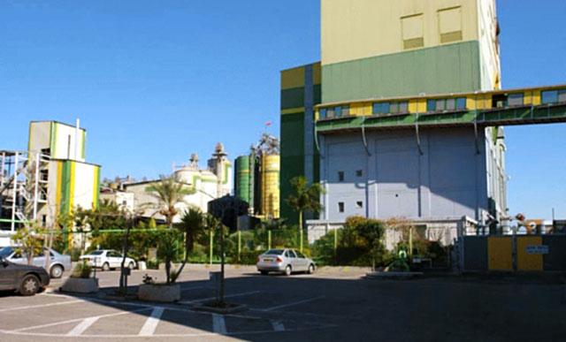 Эффективно работающий до сих пор первый в мире завода по глубокой переработке сои Solbar (Израиль)