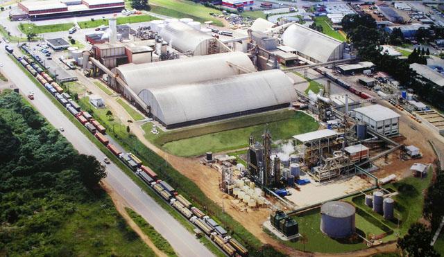 Завод по выпуску кормового соевого концентрата в Бразилии