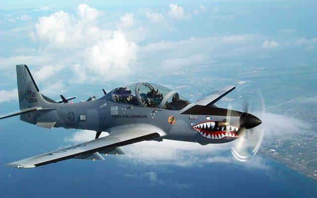 Бразильские штурмовики готовы к вылету в Афганистан