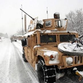 Афганcкое правительство выгоняет военных частников со «строек»