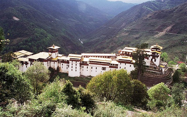 Китайские войска вошли на территорию Бутана