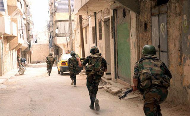 Сирийская армия взяла под полный контроль город Эль-Кусейр
