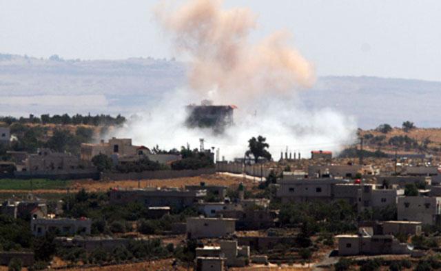 США пришли к выводу, что в Сирии против оппозиции применялось химическое оружие