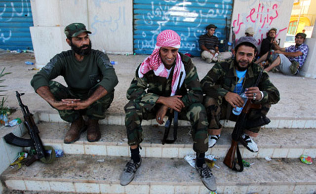Пять ливийских спецназовцев погибли в столкновениях с ополченцами в Бенгази