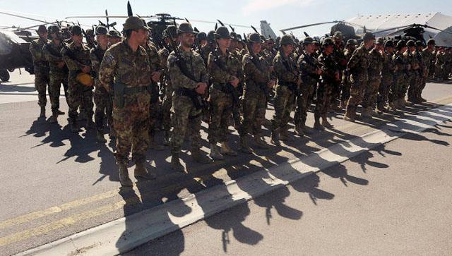 Силы НАТО передали афганцам контроль над безопасностью в стране