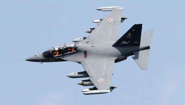 Партия учебно-боевых самолетов Як-130 готова к отправке в Сирию