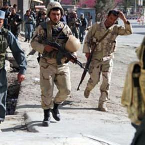 Новости 25.06.2013: В Кабуле боевики атаковали президентский дворец и штаб-квартиру ЦРУ