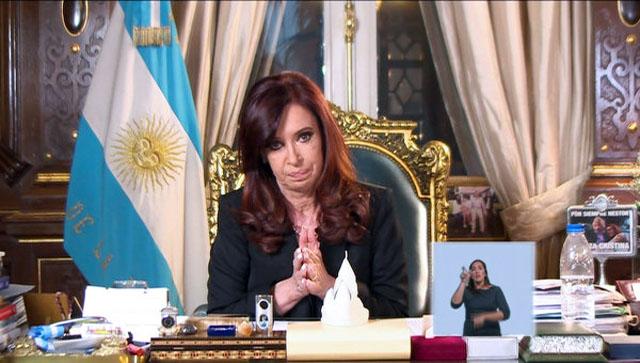 Президент Аргентины полностью сменила командование вооруженными силами