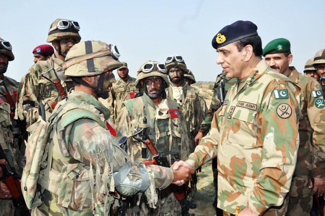 Армия Пакистана доигралась до новой концепции