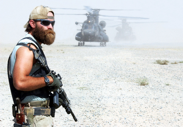 U.S. Special Forces in Northern Afghanistan
