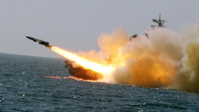 Стрельбы в море подвели итог учениям России и Китая в Приморье