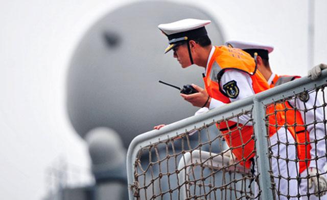 Японские военные впервые зафиксировали проход кораблей ВМС Китая по проливу Лаперуза