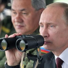 Новости 16.07.2013: Путин ознакомился с ходом военных учений в Восточном военном округе
