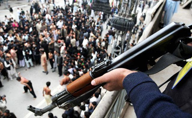 В Пакистане в ходе антитеррористической операции уничтожены 28 боевиков