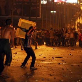 Новости 23.07.2013: В Каире с новой силой вспыхнули столкновения сторонников и противников исламистов