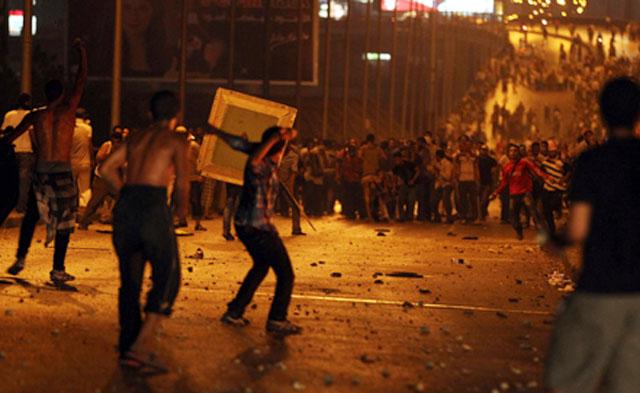 В Каире с новой силой вспыхнули столкновения сторонников и противников исламистов