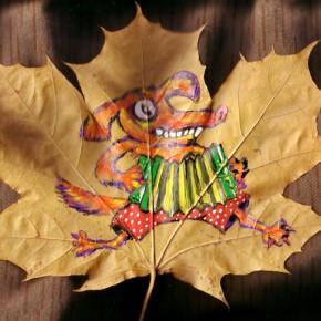 """""""Листья желтые нам под ноги ложатся"""""""