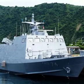 Тайвань намерен укрепить оборону спорного острова Тайпин