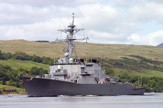 Испания примет американские эсминцы ПРО за 200 млн. евро
