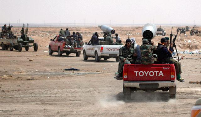 Ливия воссоздает органы государственной безопасности