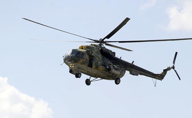 """Минобороны РФ и """"Вертолеты России"""" заключили контракт на поставку 40 модернизированных вертолетов Ми-8"""