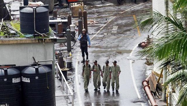 Индия может попросить Россию помочь в расследовании гибели подлодки