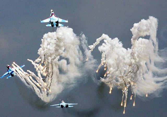 Владимир Путин променяет самолеты на легкую атлетику