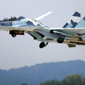Новости 21.08.2013: Вьетнам потратит $450 млн на 12 российских истребителей Су-30МК