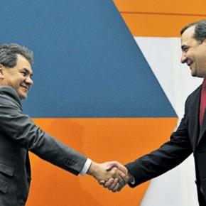 Новости 22.08.2013: Сергей Шойгу возвращает себе МЧС