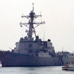 Новости 24.08.2013: ВМС США объявили о расширении своего присутствия в Средиземном море